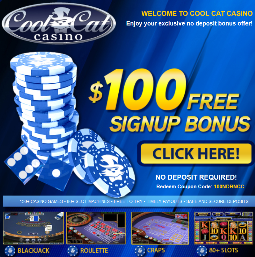 no deposit casino free chip